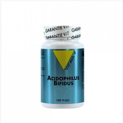 Acidophilus bifidus 100 vcaps vitall 6797 1