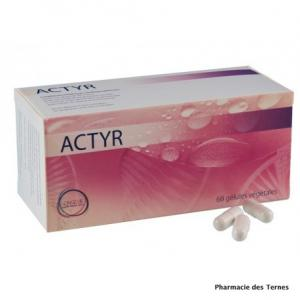 Actyr boite de 60 gelules 1