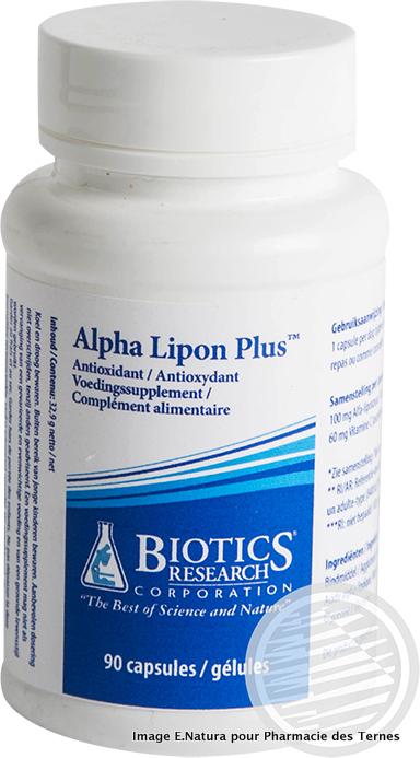 Alpha lipon plus