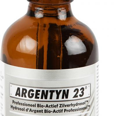 Argentyn dropper top 60 ml