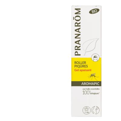 Aromapic roller gel