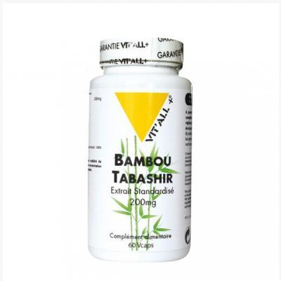 Bambou tabashir 60 vcaps vitall 6801 1