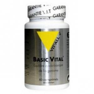 Basic vital 60 comprimes vitall 3715 1 1