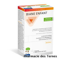 Biane enfant vitamines et mine raux 20 sach