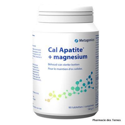 Cal apatite magnesium