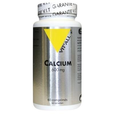 Calcium 600mg 60 comprimes vitall 4880 1