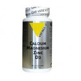Calcium magne sium zinc d3 90 comprime s vitall