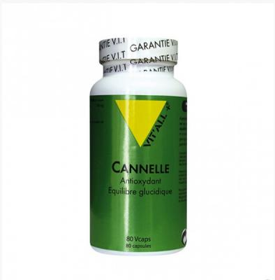 Canelle 500mg 80 vcaps vitall 6803 1