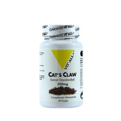 Cat s claw griffe de chat 60 gelules vitall8057 1jpg 8057 1 m