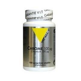Chrome 100g 100 comprimes vitall 575 1