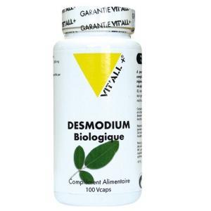 Desmodium bio 200mg 100 capsules vitall