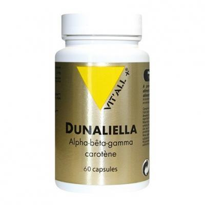 Dunaliella salina 60 capsules vitall 276 1