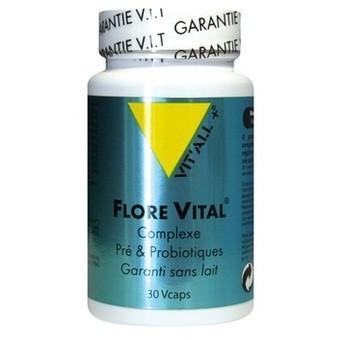 Flore vital 30 gelules vitall 3676 1