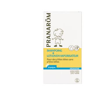 Fr aromapar shampoing lotion en vaporisateur
