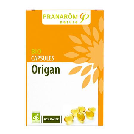Fr origan capsules bio huile essentielle