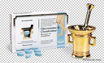Glucosamine chondroi tine