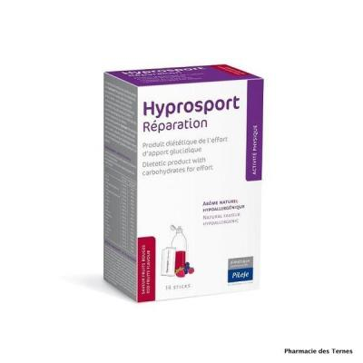 Hyprosport reparation fruits rouges 14 st