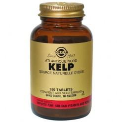 Kelp atlantique nord iode 250 comprime s solgar