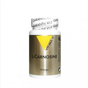 L carnosine 330mg 30 vcaps vitall 6795 1