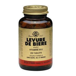Levure de bie re 500 mg 250 comprime s solgar