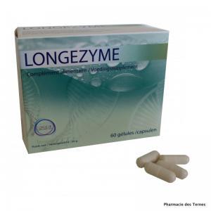 Longezyme boite de 60 gelules 1
