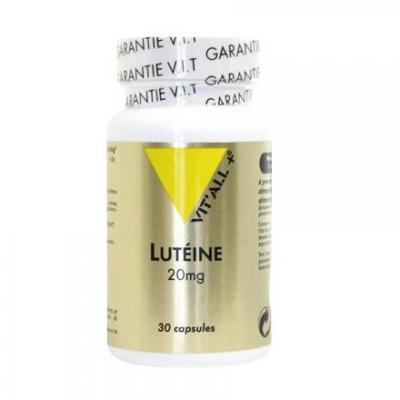 Luteine 20mg 30 capsules vitall 268 1