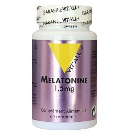 Melatonile 15 mg 60 comprimes vitall 4156 1