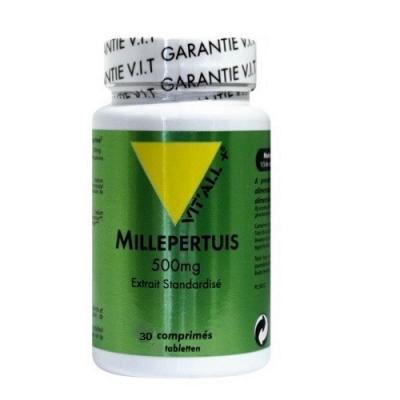 Millepertuis 500 mg 30 comprimes vitall 2462 1