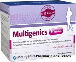 Multigenix femme