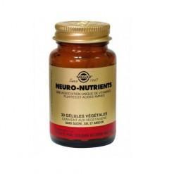 Neuro nutrients 30 comprimes solgar