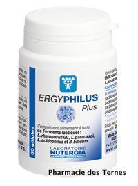 Nutergia ergyphilus plus a 1