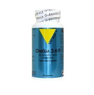 Omega 3 6 9 50 capsules vitall