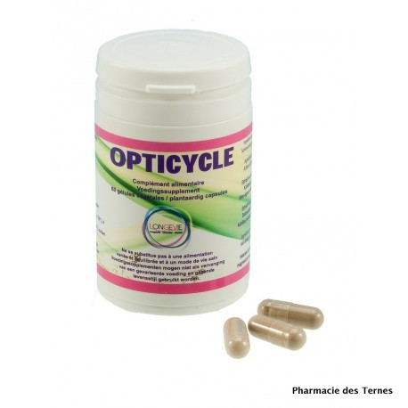 Opticycle pot de 60 gelules 1