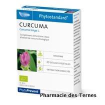 Phytostandard curcuma 20 gel