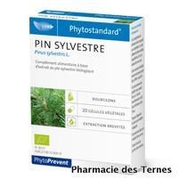 Phytostandard pin