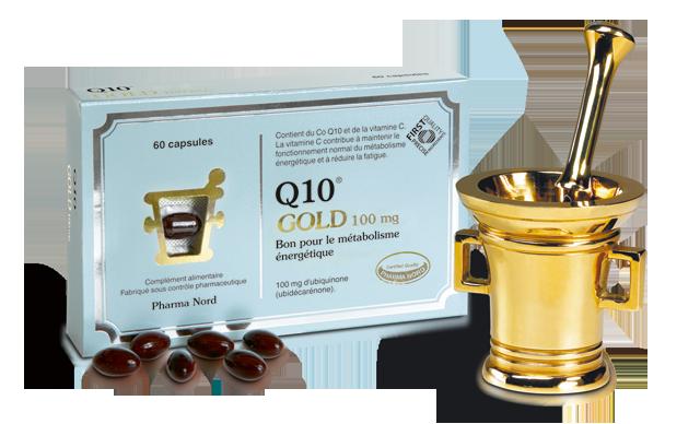 Q10 gold 100 mg