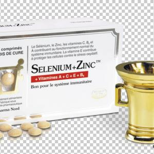 Selenium zinc 30 cps