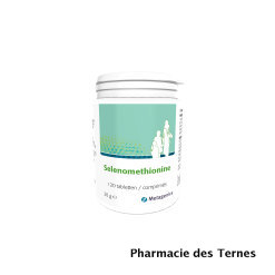 Selenomethionine 120 compr 2