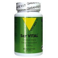Sily vital 250mg 60 comprimes vitall 579 1