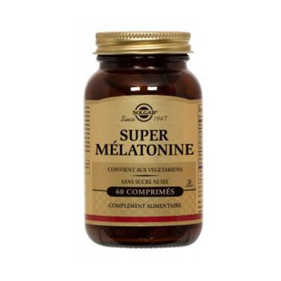 Solgar melatonine super