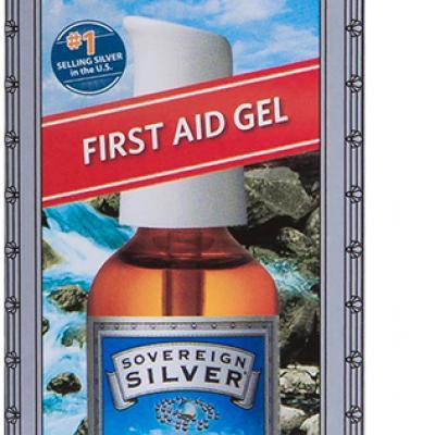 Sovereign silver first aid gel 59 ml doos
