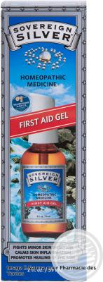 Sovereign silver first aid gel 59 ml doos