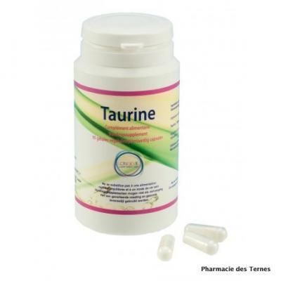 Taurine pot de 90 capsules 1