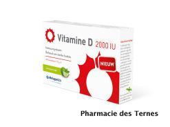 Vitamine d 2000iu 84 compr 2