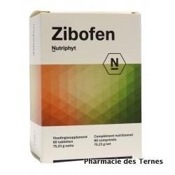 Zibofen boite de 60 comprimes 1