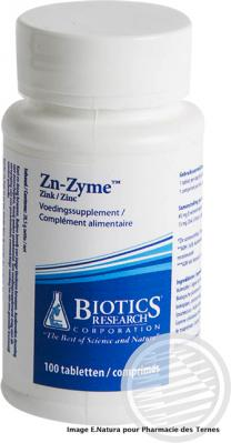 Zn-Zyme Forte Comprimés 100x25mg